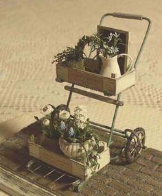 Dollhouse Miniature [ROSY] <3