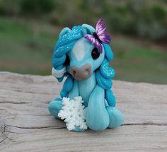 Turquoise Sugar Wee pony - 2016