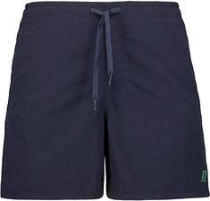 Alles bestens!  Bekleidung, Herren, Bademode, Badeshorts Bermuda Shorts, Fashion, Medium Long, Swim Trunks, Swimming, Dark Blue, Bathing, Summer, Clothing