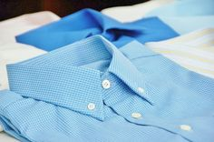 A Man's Guide To Dress Shirt Color & Pattern | Style Tips For The White Collar Gentleman