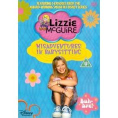 Lizzie Mcguire: Season - Misadventures In Babysitting [DVD] Movies Box, Good Movies, Movies And Tv Shows, Hallie Todd, Carly Schroeder, Hilary And Haylie Duff, Jake Thomas, Amazon Dvd, Tv Store