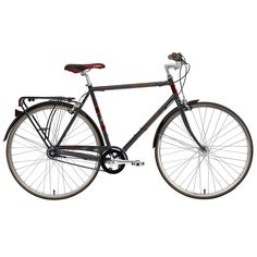 Nirve Eurosport Brookhurst Men's Charcoal @ Touch of Modern  //  This is a nice Dad bike.