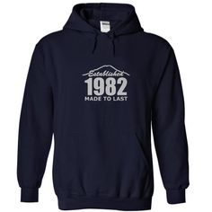 1982 BIRTHDAYS V2 IV BIRTHYEARS ANNIVERSARIES AWESOME COOL PARTIES GIFTS MTL2 T-SHIRTS, HOODIES, SWEATSHIRT (34$ ==► Shopping Now)