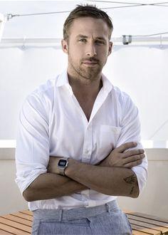 Ryan Gosling by Antoine Doyen for Mr Porter