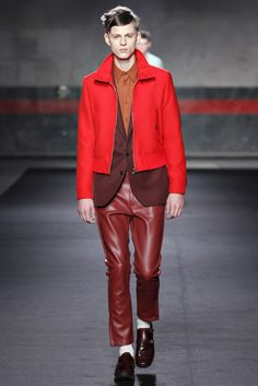 Acne Studios Fall 2012 Menswear Collection Photos - Vogue