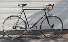 Nishiki International commuter bicycle - James Black