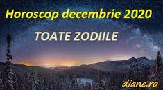 Horoscop decembrie 2020 pentru toate zodiile, incluzând previziuni astrale generale, despre bani și muncă, dragoste și viață de cuplu. Ca s... Astrology