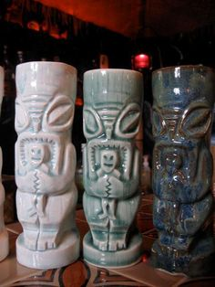 Some of my Kanaloa Kannibal Mugs