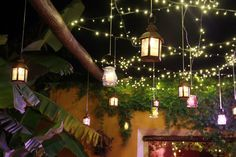 Pretty illumination - Hacienda Dzibikak