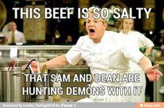Dean Sam Winchester supernatural / iFunny :)