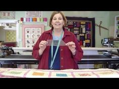 This is exactly what every quilter needs! Perfect binding every time with the binding tool! AND, Jenny from Missouri Star Quilt Company shows you exactly how to use it! What more could you ask for? http://www.missouriquiltco.com/the-binding-tool-by-susan-brown-of-tqm-products-sku-tqmbt-m.html