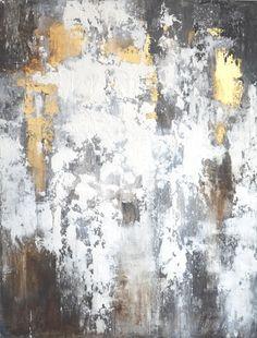 """Struktura"" 70x90 akryl, art gold na płótnie Painting, Art, Art Background, Painting Art, Kunst, Paintings, Performing Arts, Painted Canvas, Drawings"