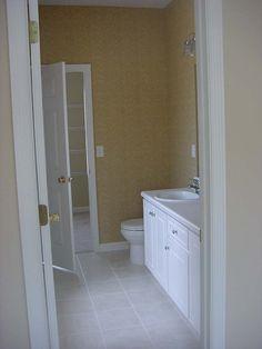 Bathroom Photo: Frosted Modern Glass Shower Sliding Door ...