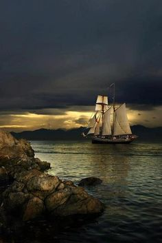 ^Sail by Moonlight