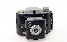 Hintergrundbilder Großansicht Retrowelle Fotoapparat Ansco Flash Clipper