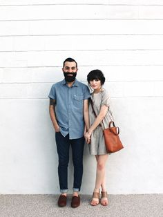New Darlings - Spring Couple Style - Born Shoes