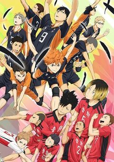 Haikyu!! Movie 1 : Owari to Hajimari