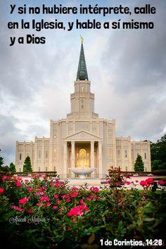 AUN CON DESEOS DE IR A LA IGLESIA Y NO PODER ENTENDER EL LENGUAJE  1 Corintios, 14:28 - 🍃 si no hubiere intérprete, calle en la Iglesia, y ...