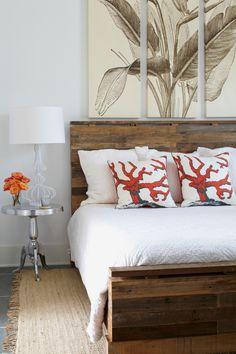 Alys Beach Home Part Bedroom | Tracery Interiors Blog