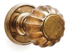 Turban doorknob by Soane