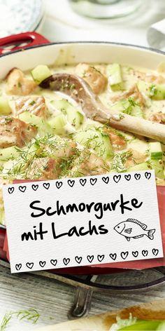 Ein Rezept für Sommertage ist diese Schmorgurkenpfanne mit Lachs. In nur 30 Minuten steht dein frisch gekochtes Gericht am Tisch und kann von dir verkostet werden. Für alle Fischliebhaber und solche, die es noch werden wollen.