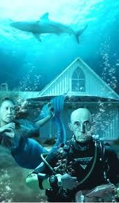 "Gothic ""Jaws""!!"