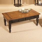 Found it at Wayfair - Country Vista Coffee Table