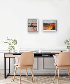 Janna Prinsloo | River (2020) - contemporary paintings for the home available for sale | interior design, art decor | StateoftheART