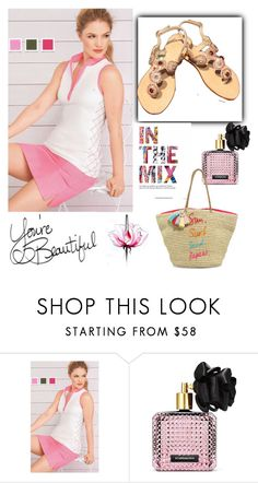 """""""Win Jewelry sandals Pasha Medan"""" by semir-damira ❤ liked on Polyvore featuring EP Pro, Victoria's Secret, Rebecca Minkoff, Lancôme and gorgeousjewelryshoes"""
