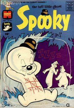Spooky...comic book