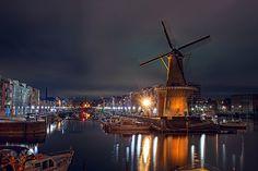 Voorhaven Rotterdam
