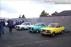 #Ford #Escort #Mk2 #Rally cars