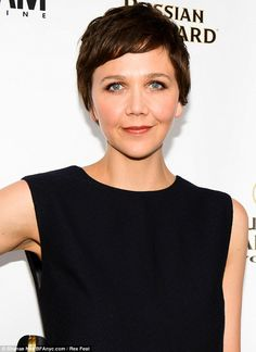 Maggie Gyllenhaal swoops into Gotham Magazine summer party in ...