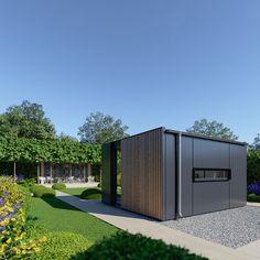 Triple-D 3d visualisaties - Project: Garden-Studio's