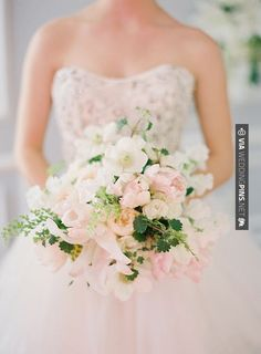Neato - pink and white bouquet by Oak & The Owl, image by Desi Baytan | CHECK OUT MORE GREAT PINK WEDDING IDEAS AT WEDDINGPINS.NET | #weddings #wedding #pink #pinkwedding #thecolorpink #events #forweddings #ilovepink #purple #fire #bright #hot #love #romance #valentines #pinky
