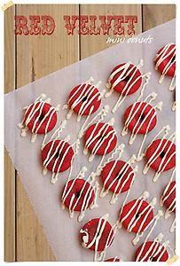 Red Velvet Mini Doughnuts | Webflakes