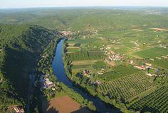 Castelfranc et le Lot
