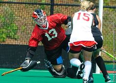 Sarah Fisher was one of five goalkeepers named to the USA Field Hockey South Region High Performance Training Squad