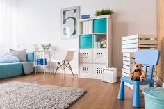 12 TOP TIPS FOR DEALING WITH KID'S CLUTTER