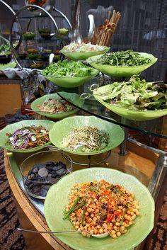 Green buffet