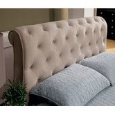 Found it at Wayfair - Concord Upholstered Headboard