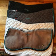 Washing Your Ogilvy Half Pad: How-To | the legal equestrian