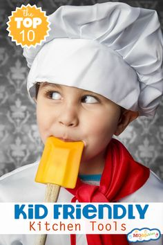 10 Kid Friendly Kitchen Tools MOMables.com