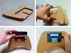 How to...Make an iPhone/iPod Cardboard Display (DIY)