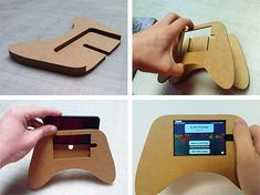 A DIY iPhone / iPod touch Hand Grip Accessory