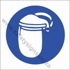 Face Protection Safety Sign is used to inform workers that face protection like a face shield should be worn when working in this area. Safety, Signs, Face, Security Guard, Shop Signs, Sign, Faces, Dishes, Facial