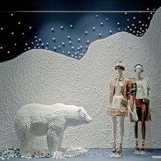 La Rinascente, Milan 2015 by @dailyshopwindow #visualmerchandisingtrends #window #display #christmas