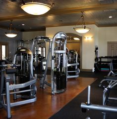 Fitness By Technogym   Home Fitness Style   Hotel President Wilson, A Luxury  Collection Hotel, Geneva | Home Gym Design Trends U0026 Equipment | Pinterest