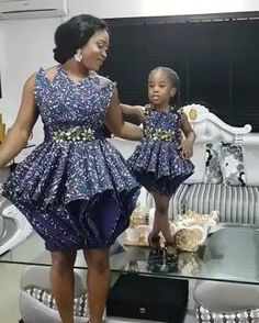 Top latest african fashion look African Dresses For Kids, Latest African Fashion Dresses, African Print Fashion, Africa Fashion, African Attire, African Wear, African Skirt, African Outfits, African Style