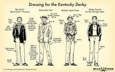 Dressing for Kentucky Derby